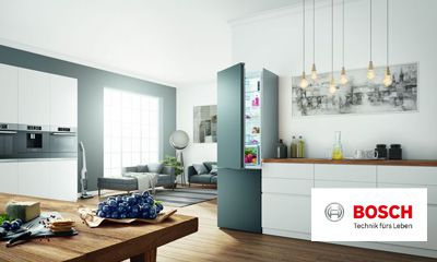 Bosch Vario Style Kühlschrank : Der bosch vario style wird noch individueller küche kaufen kd